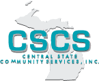Central State Community Services Michigan Logo